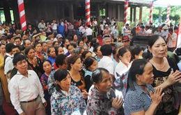 Nghệ An tổ chức Lễ giỗ Chủ tịch Hồ Chí Minh lần thứ 45