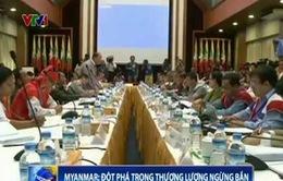 Myanmar: Đột phá trong thương lượng ngừng bắn