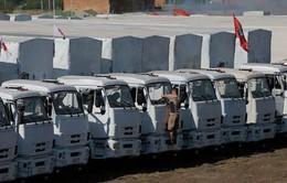 Nga, Ukraine chấp nhận để đoàn xe cứu trợ qua biên giới
