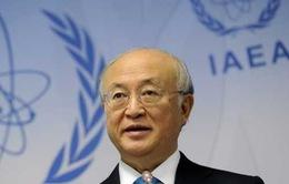 Tổng giám đốc IAEA đến Iran thảo luận về chương trình hạt nhân