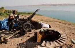 Người Kurd tái chiếm đập Mosul