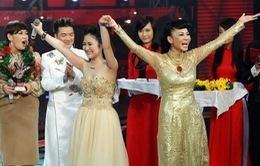 Video: Chung kết Giọng hát Việt bùng nổ và đầy kịch tính