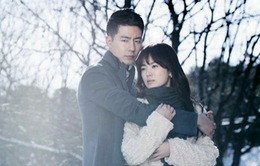 Song Hye Kyo u buồn trong vòng tay người yêu