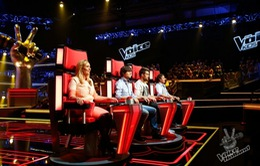 Ghế đôi giám khảo sẽ xuất hiện ở Giọng hát Việt nhí