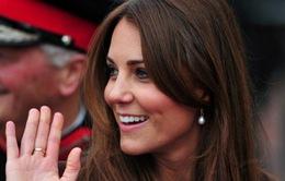 Công nương Kate đang mang thai con gái?