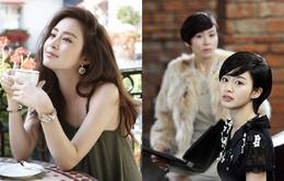 Mỹ nữ xứ Hàn xuống tóc vì vai diễn