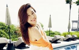 Kim Ha Neul tự tin khoe dáng tại Bali