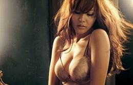 Ivy phủ nhận tin đồn nâng ngực
