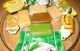Đặc sản từ hương dừa Bến Tre