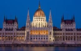Mê mẩn mùa thu vàng Budapest
