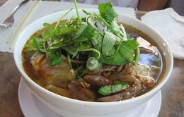 Ẩm thực Việt không đụng hàng ở xứ người