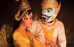 Buổi trình diễn 'Smile of Angkor'