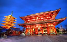 Khám phá Tokyo hiện đại