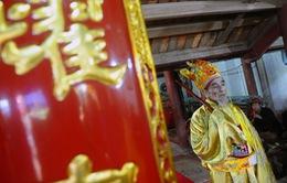 Lễ rước 'vua sống' ở Hà Nội