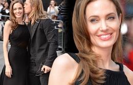 Angelina Jolie xuất hiện rạng rỡ sau phẫu thuật ngực