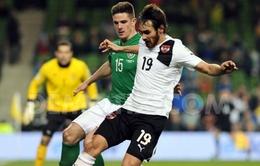 Lịch TTTT bóng đá từ 08 - 14/06: Sôi động vòng loại World Cup 2014