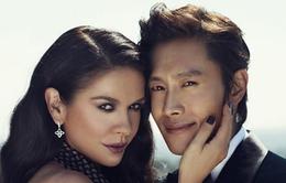 Lee Byung Hun tình tứ bên Catherine Zeta-Jones