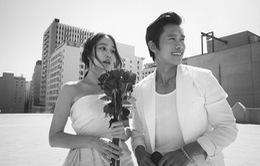 Lộ ảnh cưới của Lee Byung Hun