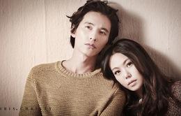 Bạn gái Jo In Sung e ấp bên Won Bin