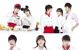 Thành viên nhóm Super Junior đóng phim mới trên VTV3