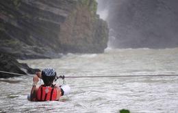 CĐKT: Nghẹt thở chặng đua chinh phục núi rừng Tây Nguyên
