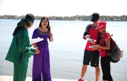 Cuộc đua kỳ thú: Trải nghiệm khó quên với non nước Quảng Bình