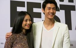 Mỹ nam Hàn khen Ngô Thanh Vân là diễn viên hàng đầu VN
