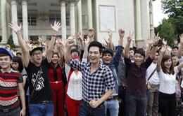 """Vòng thử giọng Vietnam Idol ở TP HCM đạt con số """"khủng"""""""