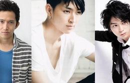 """Ngắm 4 mỹ nam trong """"Vườn sao băng"""" phiên bản Nhật"""