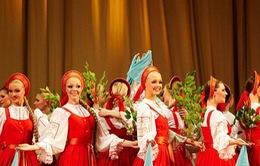 20h, VTV1: THTT Khai mạc Những ngày văn hóa Nga tại Việt Nam 2013