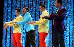 Chương trình Tết VTV: Gala cười (22h, mùng 2 Tết, VTV3)