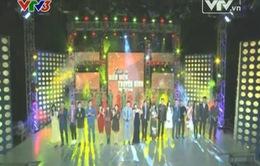 Chương trình Tết VTV: Giao lưu diễn viên truyền hình Xuân 2014 (20h00, mùng 3 Tết, VTV3)
