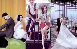 """Những cặp đôi """"ảo"""" được yêu thích trên truyền hình xứ Hàn"""