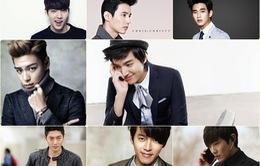 """Những mỹ nam Hàn """"hoàn hảo"""" dành cho ngày Valentine"""