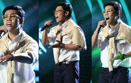 GK Vietnam Idol dùng quyền cứu thí sinh nhỏ tuổi nhất