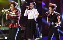 Nhật Thủy, Minh Thùy, Ngân Hà tỏa sáng ở Gala 3 - Vietnam Idol