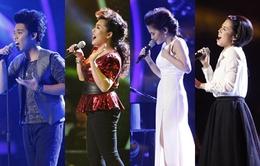 Top 8 Vietnam Idol tiết lộ những thí sinh yêu thích tại cuộc thi