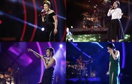 Sau Vietnam Idol, Ngân Hà trở về với gia đình, Yến Lê dự định Nam tiến