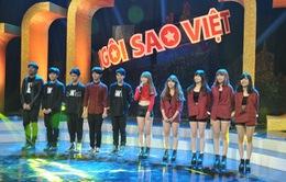 Ngôi sao Việt chính thức ra mắt tập đầu tiên (20h, VTV3)