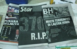 Cộng đồng mạng gửi lời nhắn yên nghỉ đến MH370 (P2)