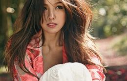 Lee Hyo Ri đẹp dịu dàng ở đảo Jeju