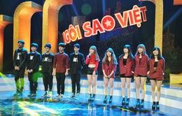Thí sinh Ngôi sao Việt nhảy y hệt nhóm nhạc Hàn Quốc