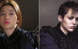 """Jun Ji Hyun và Miley Cyrus vô tình """"đụng hàng"""" nhau"""