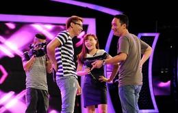 Giám khảo Anh Quân trực tiếp hướng dẫn Top 4 Vietnam Idol