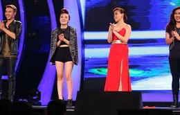 Vietnam Idol - Gala 6: Top 4 với những màn song ca hoàn hảo