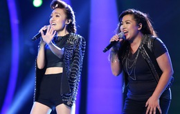 """Vietnam Idol - Gala 6: Mỹ Tâm phấn khích với """"bí mật"""" của Nhật Thủy - Minh Thùy"""