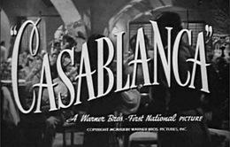Phim cuối tuần: Casablanca (21h30, VTV1)