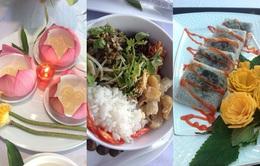 Thí sinh Vua đầu bếp Việt mang thịt kho, cơm rang đi thi