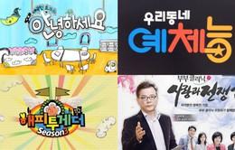 3 Đài lớn của Hàn Quốc tiếp tục hủy chương trình sau vụ chìm phà Sewol