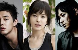 Sao Hàn quyên góp tiền từ thiện cho nạn nhân vụ chìm phà Sewol